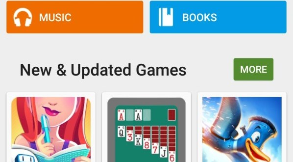 Google prépare un programme d'affiliation pour Google Play