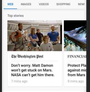Accelerated Mobile Pages : Google veut proposer une navigation mobile rapide et efficace
