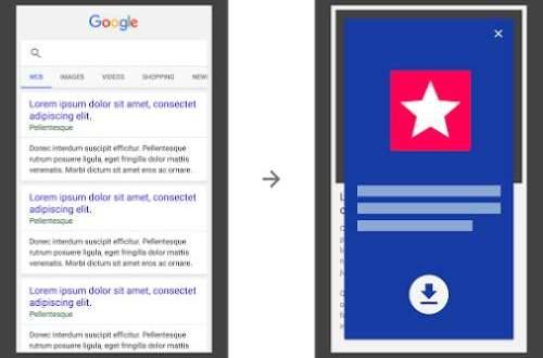 Google déploie la pénalisation sur les publicités interstitielles sur mobile