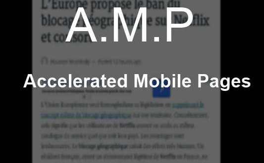 Les pages AMP dans la recherche Google en février 2016 et un possible boost du SEO