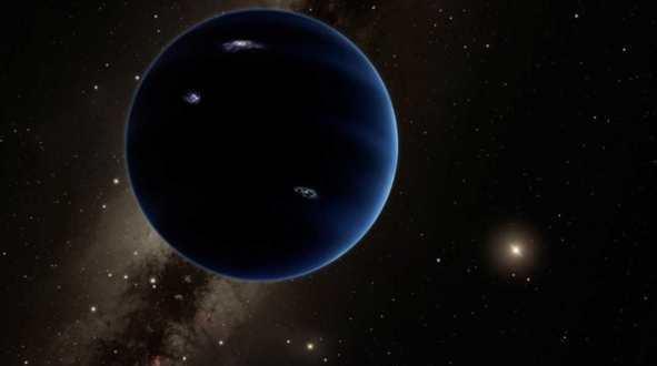 Planet Nine : Une Super-Terre derrière Pluton