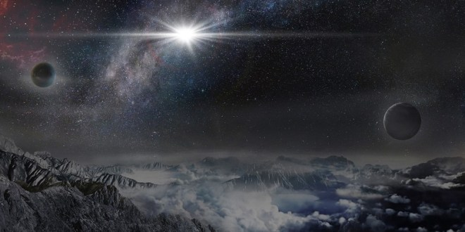 Découverte de la plus brillante des supernovas, mais on ne peut pas l'expliquer