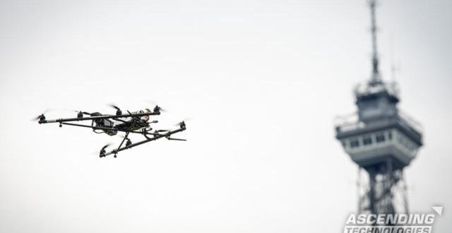 Intel rachète un fabricant de drone