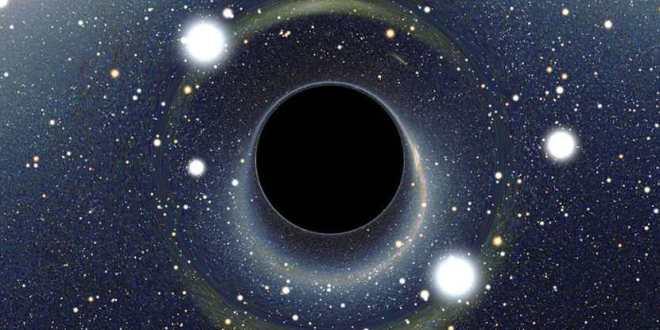 Le bord d'un trou noir va vous carboniser si vous tentez de vous échapper