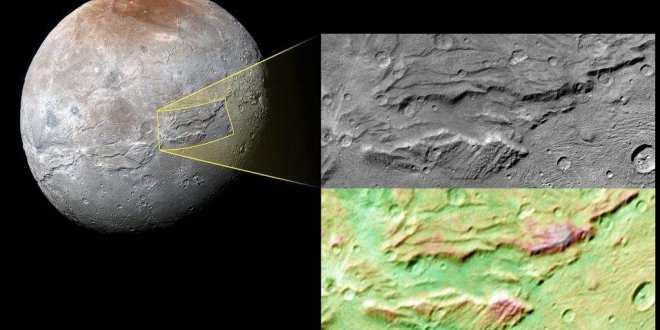 Charon, la lune de Pluton, aurait pu avoir un vaste océan