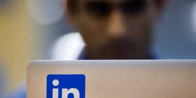 Linkedin dévisse de 28 % en Bourse