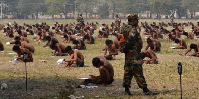 Inde : Un examen en slip pour éviter la triche
