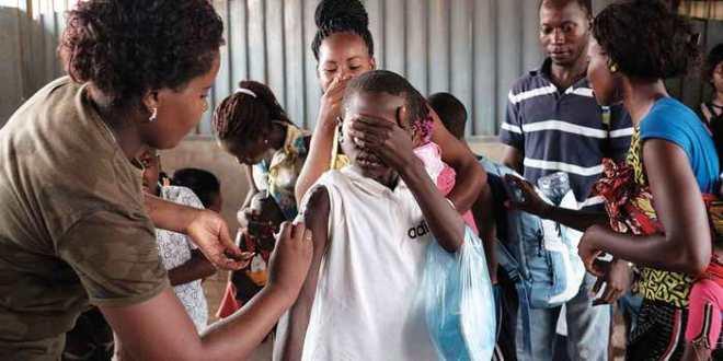 Une épidémie de fièvre jaune frappe l'Afrique, l'Asie est-elle la prochaine ?