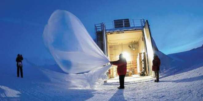 La couche d'ozone guérit, merci au ban des produits chimiques