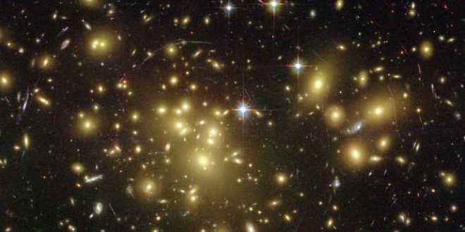 Dans le chaudron del'Univers: lesamasdegalaxies
