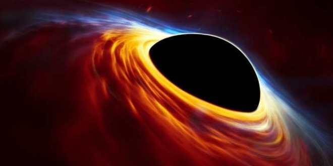 Une Supernova ? Non, une étoile avalée par un trou noir