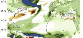 Comprendre la saison des pluies pendant le «Sahara Vert»