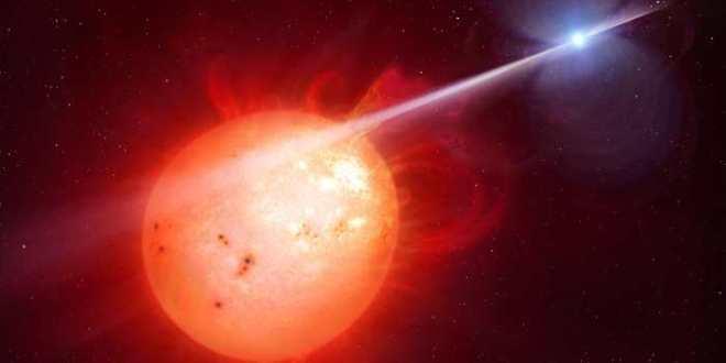 AR Scorpii (AR Sco) : Découverte d'une naine blanche de type pulsar