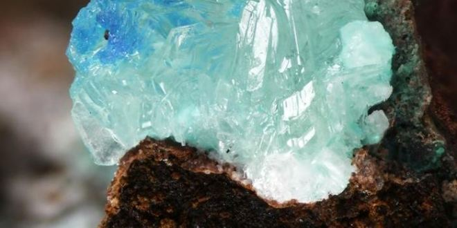 208 minéraux, issus de l'activité humaine, renforcent l'idée d'une Époque de l'Anthropocène