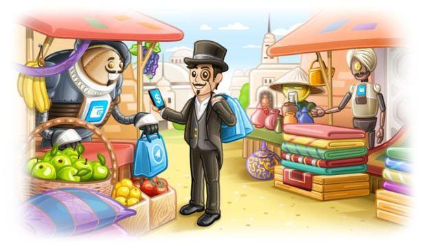 Telegram 4.0 propose désormais des paiements dans le monde entier