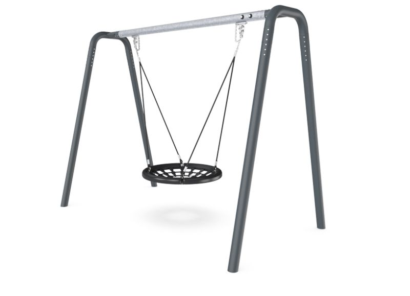 Portal swing height 2,5 meters with Birds Nest Rope Seat