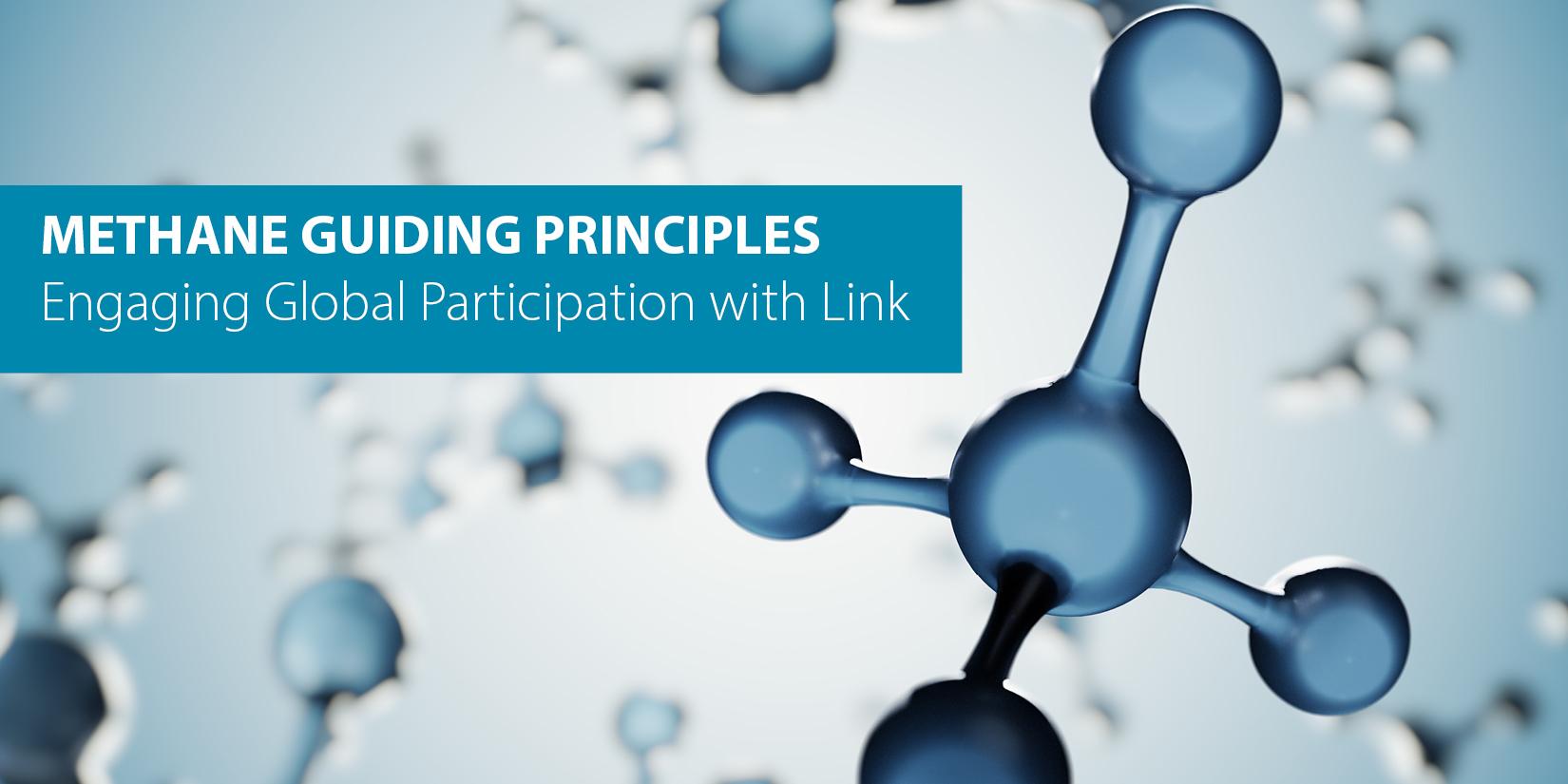 Methane Guiding Principles Engaging Global