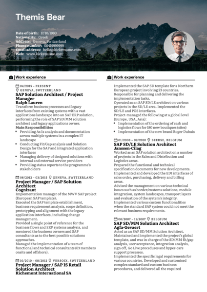 Cyber Security Account Manager Resume Sample resume sample  Career help center