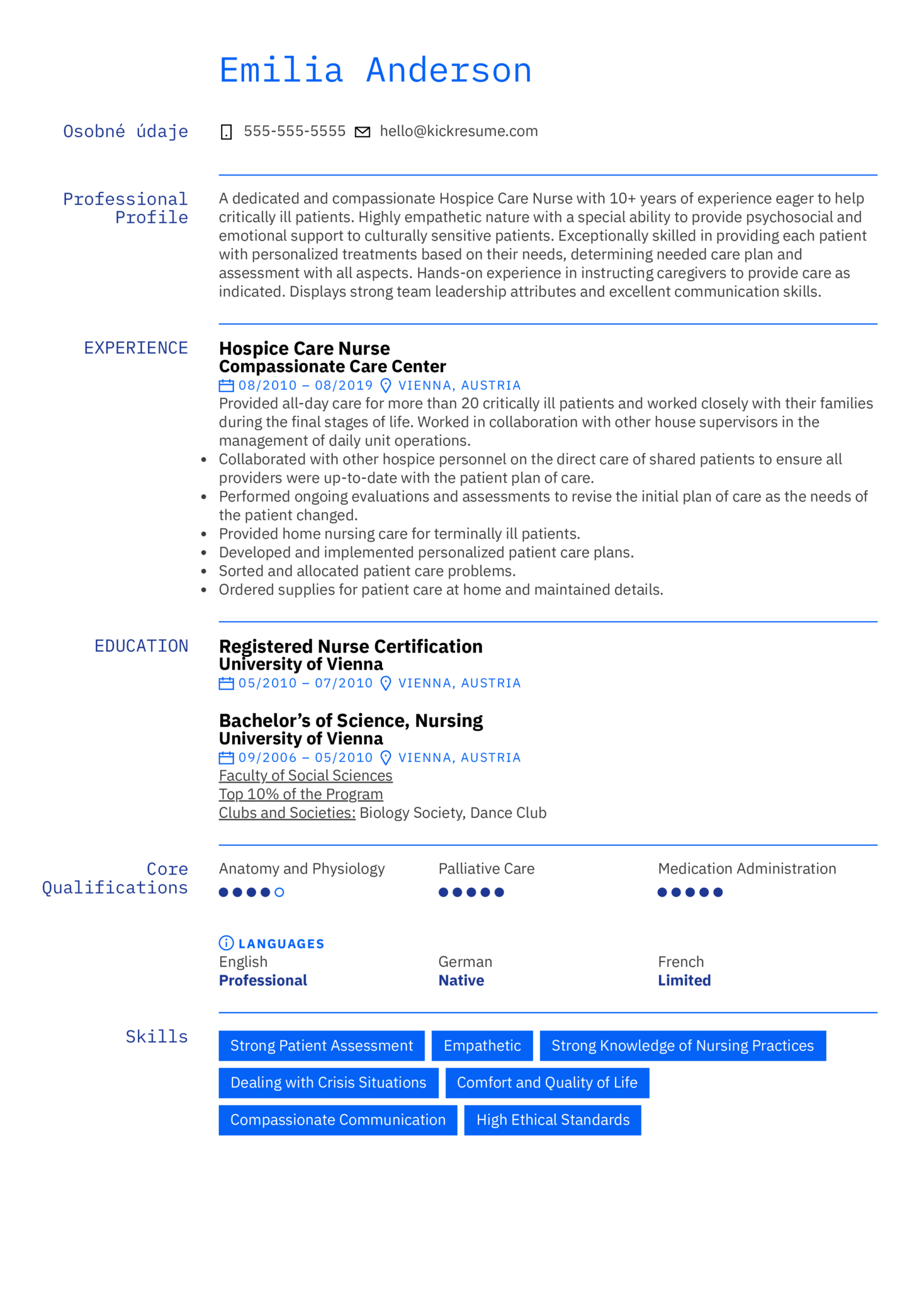 resume sample pharmacy care coordinator