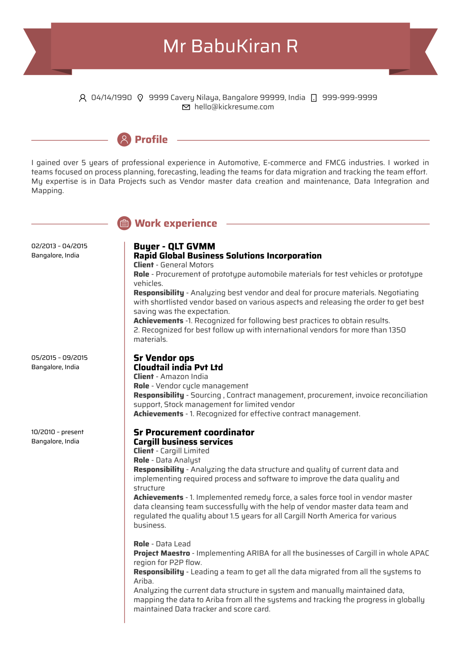 Data Analysts Resume Resume Examples By Real People Data Analyst Cv Example