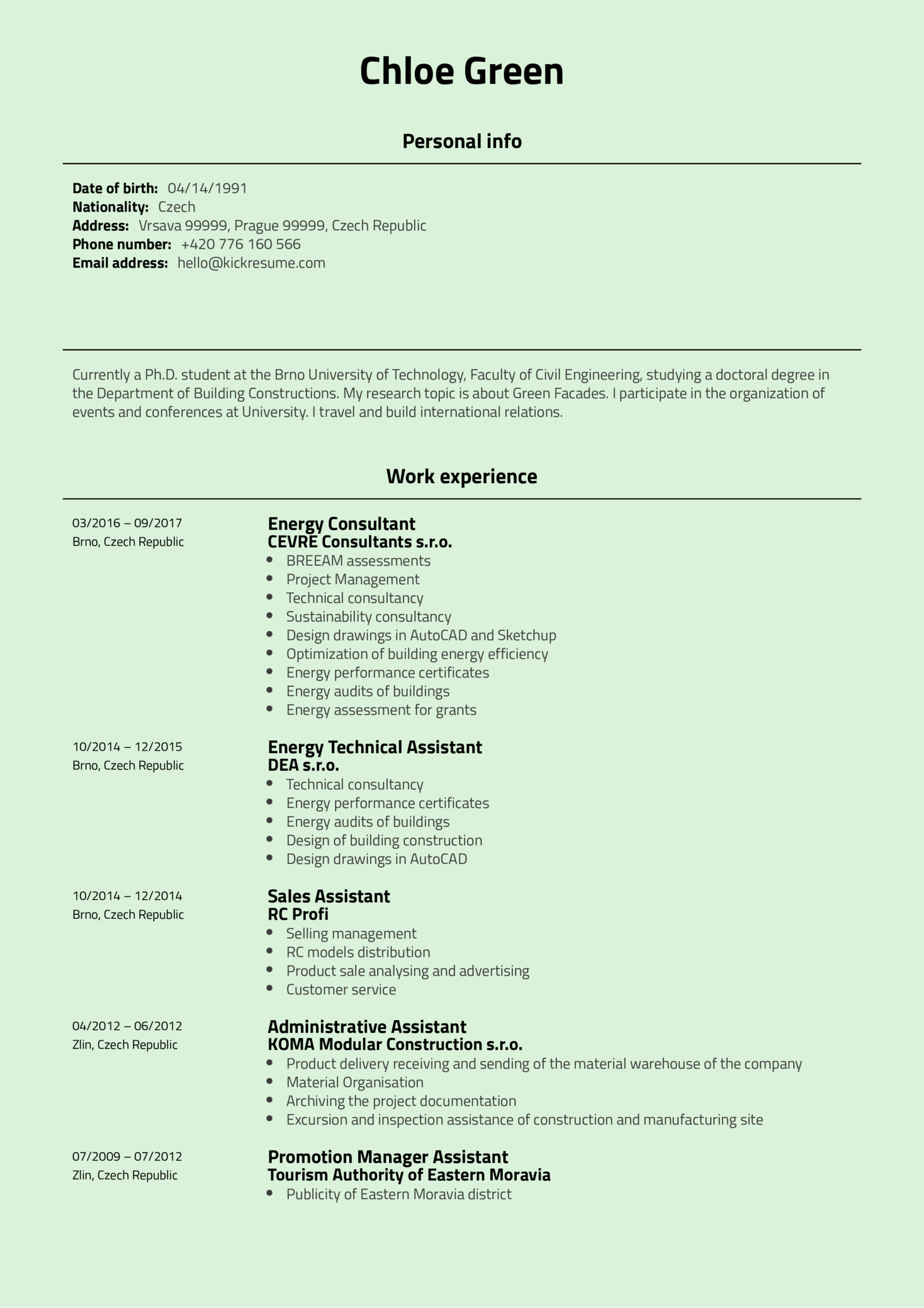 It Project Engineer Cover Letter Project Engineer Cv Sample