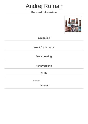 Marketing manager Account manager resume sample  Resume