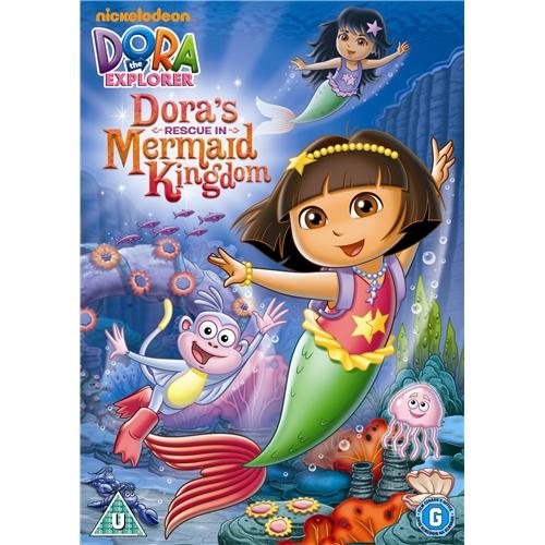 Dora Explorer Amazon Cd