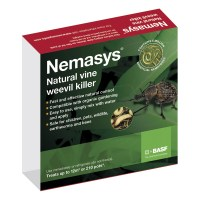 Nemasys Vine Weevil Killer from Mr Fothergill's Seeds and ...