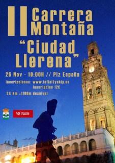 II Carrera de Montaña Ciudad de Llerena