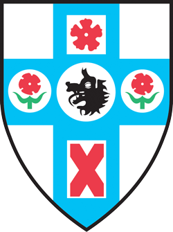 school logo st Edmunds