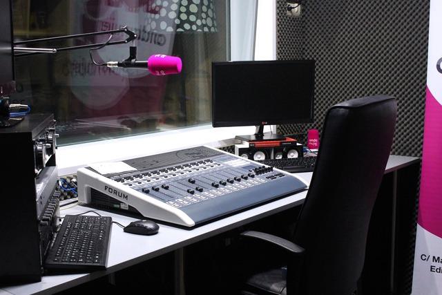 Alquila Estudios de radio en Madrid por horas y das SpacesON