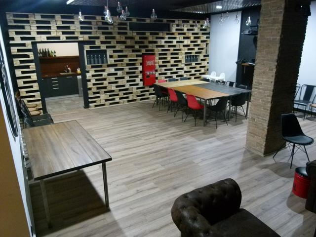 Alquila Txoko en Girona por horas y das SpacesON