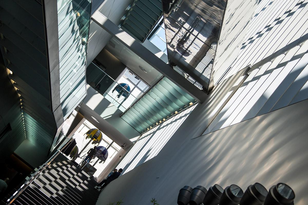 Architettura Ermenegildo Zegna Top Clients - Photo: © Andrea Pisapia / Spazio Orti 14