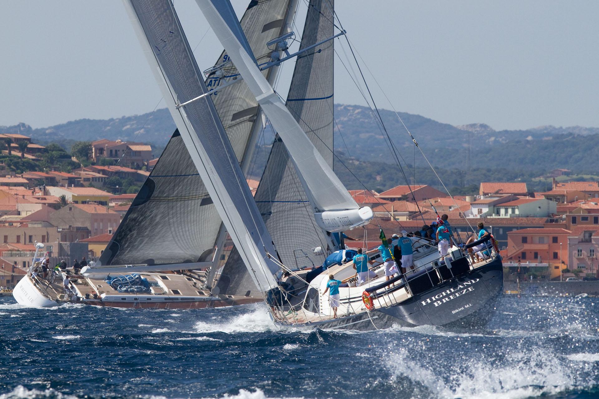 Maxi Yacht  Rolex Cup- Photo: © Andrea Pisapia /Spazio Orti 14