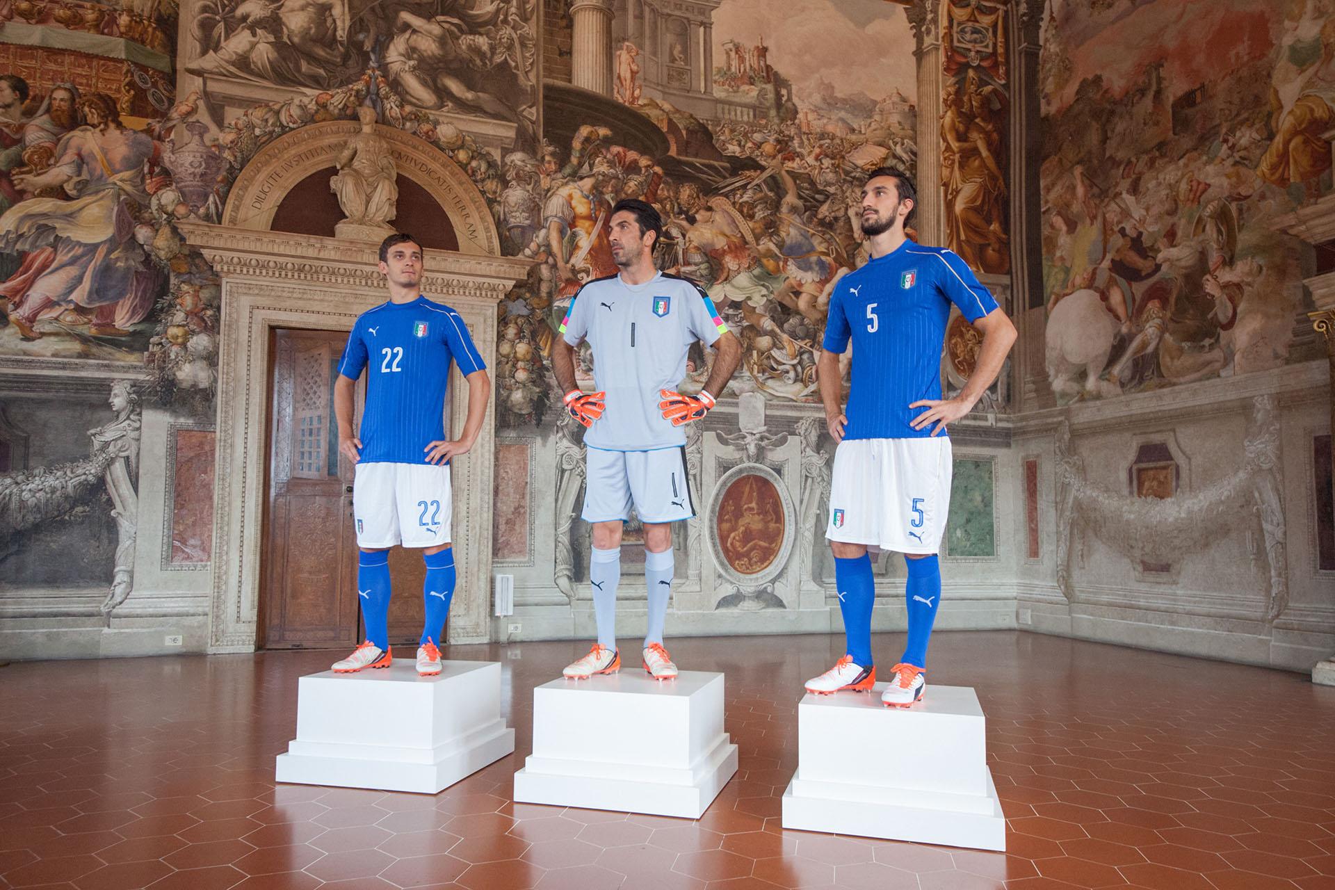 Puma Presentazione maglia - Photo: © Andrea Pisapia / Spazio Orti 14