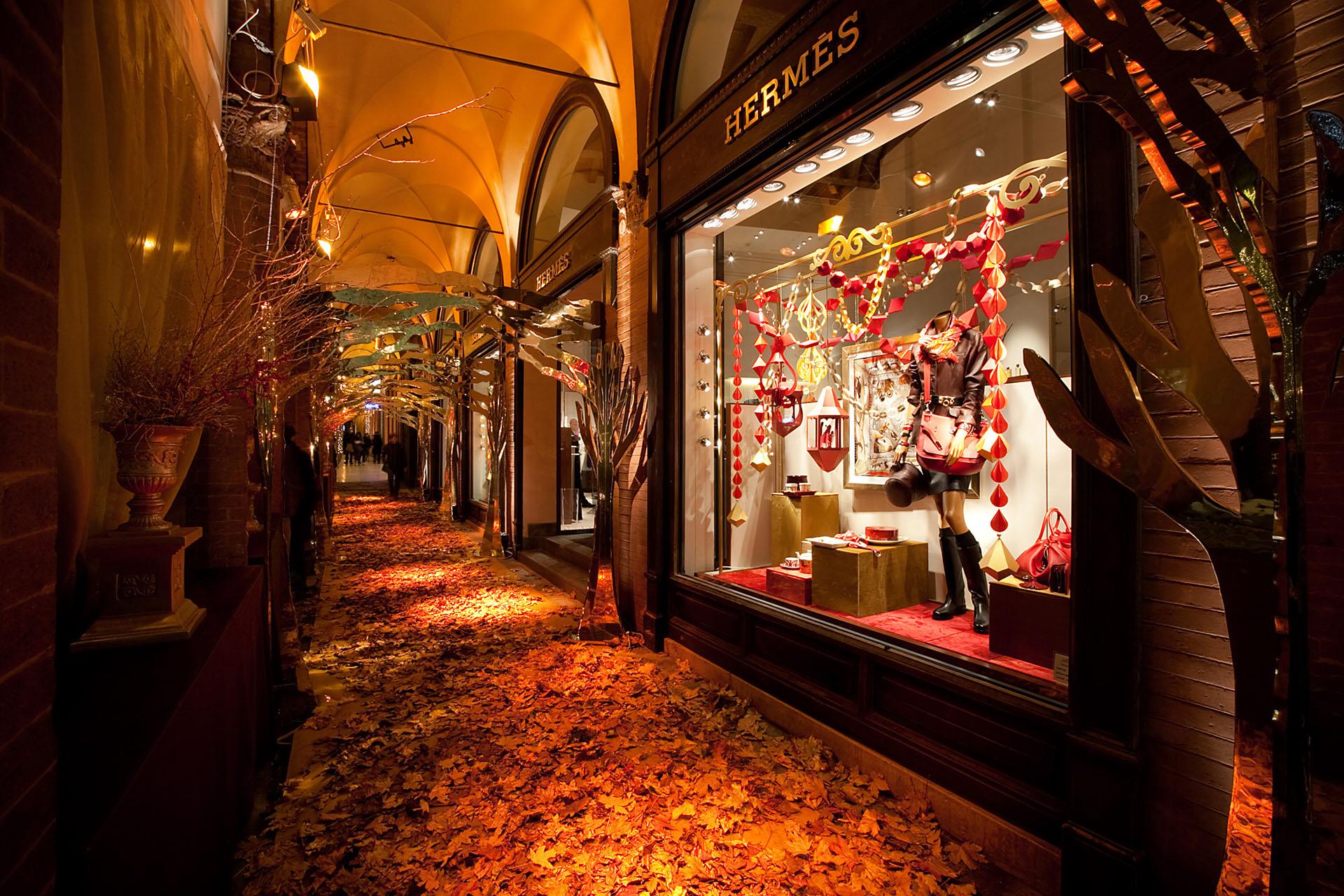 Hermès Bologna -  Photo: © Andrea Pisapia / Spazio Orti 14