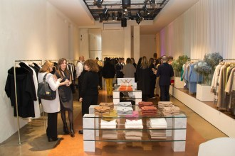 Agnona Boutique Photo: © Andrea Pisapia Spazio Orti 14 Eventi