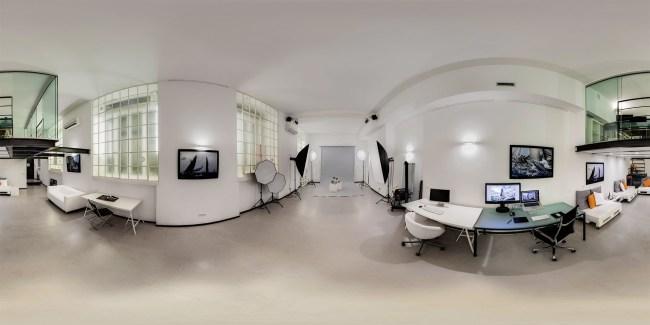 Pano Studio Photo: © Andrea Pisapia Spazio Orti 14 Vr 360°