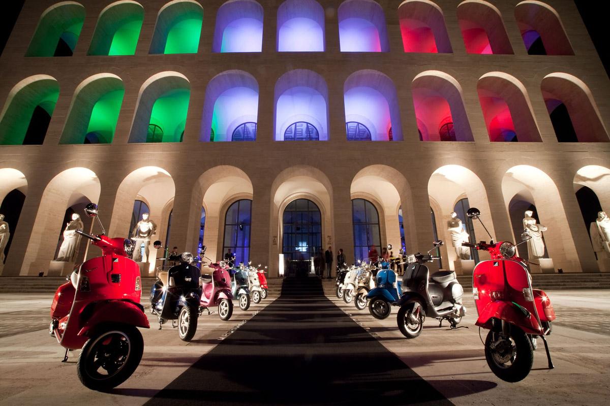 Eventi Piaggio Vespa Days - Photo: © Andrea Pisapia / Spazio Orti 14