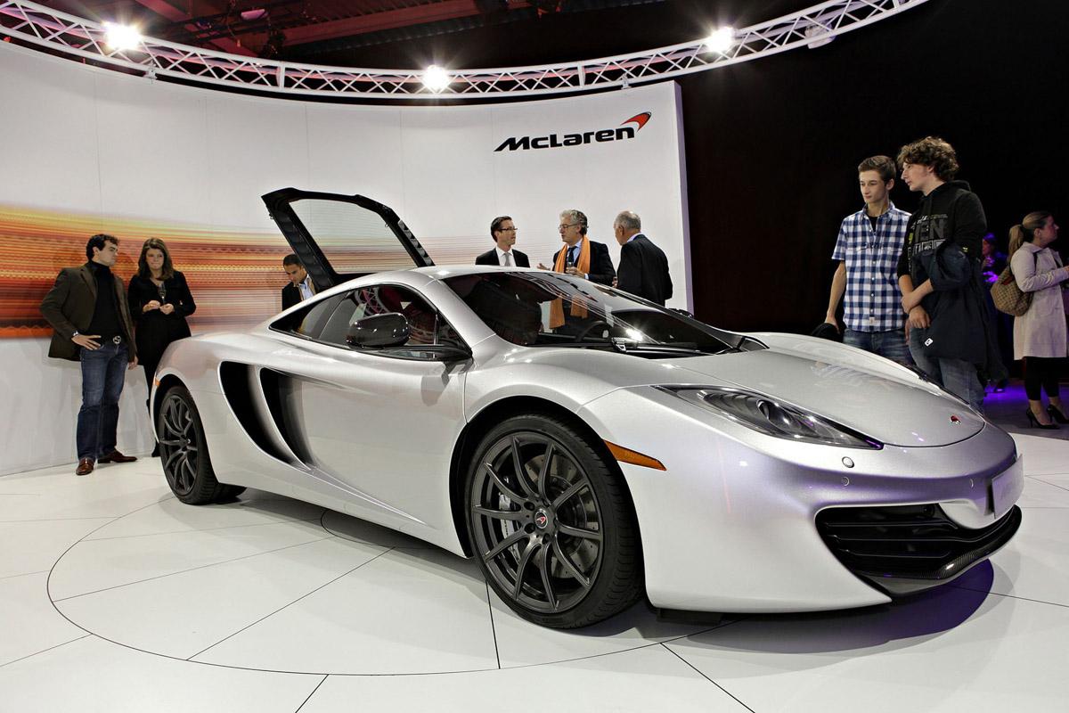 Eventi McLaren - Photo: © Andrea Pisapia / Spazio Orti 14