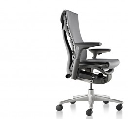 embody chair by herman miller white tufted office chairs