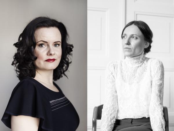 Kristina Holgersen & Leonora Christina Skov