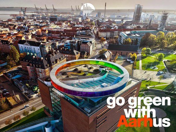 Go Green With Aarhus Talk: Marc Facchini ' musik med udgangspunkt i klimaudfordringerne