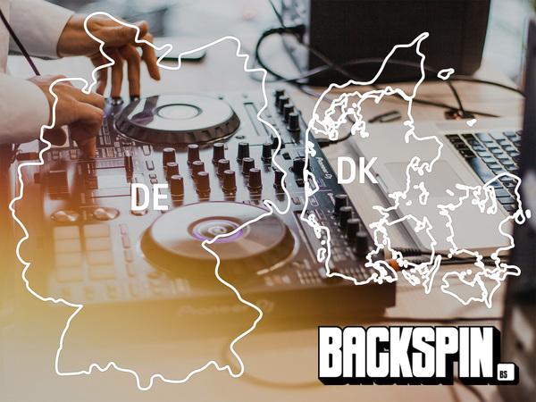 BACKSPIN International Sessions