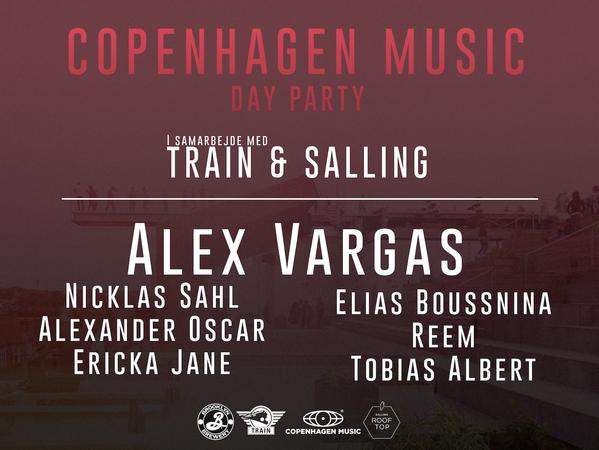 Copenhagen Music & Train Dayparty