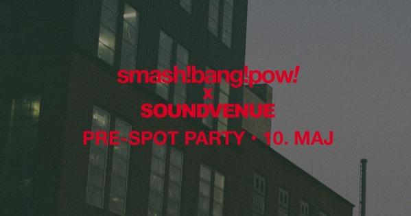 s!b!p! X Soundvenue Pre-Party