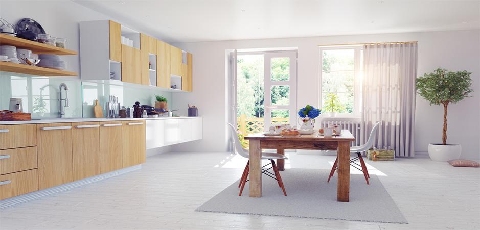 kitchen color palette inspirations