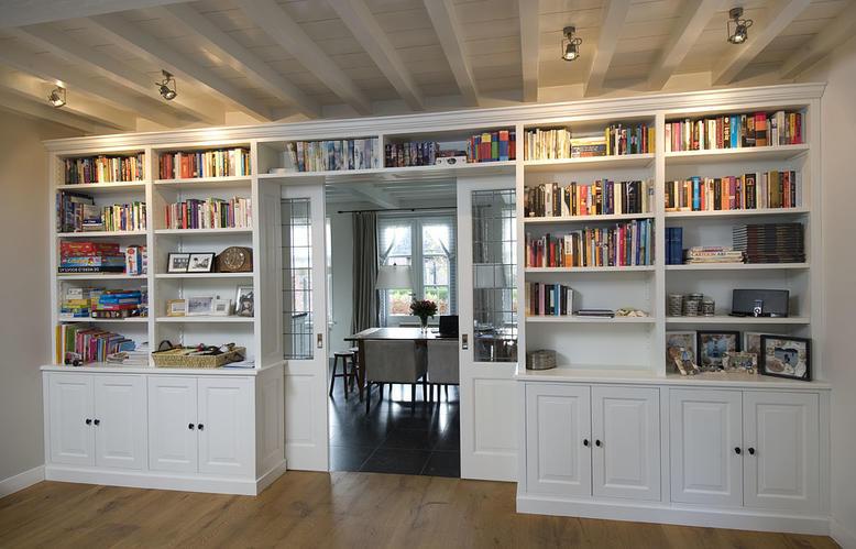 2 inbouwkasten slaapkamer en woonkamer  Werkspot