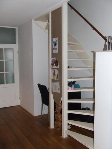 kast onder trap maken  Werkspot