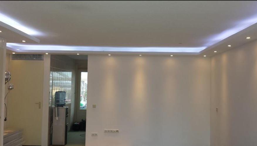 koofverlichting woonkamer en keuken  Werkspot